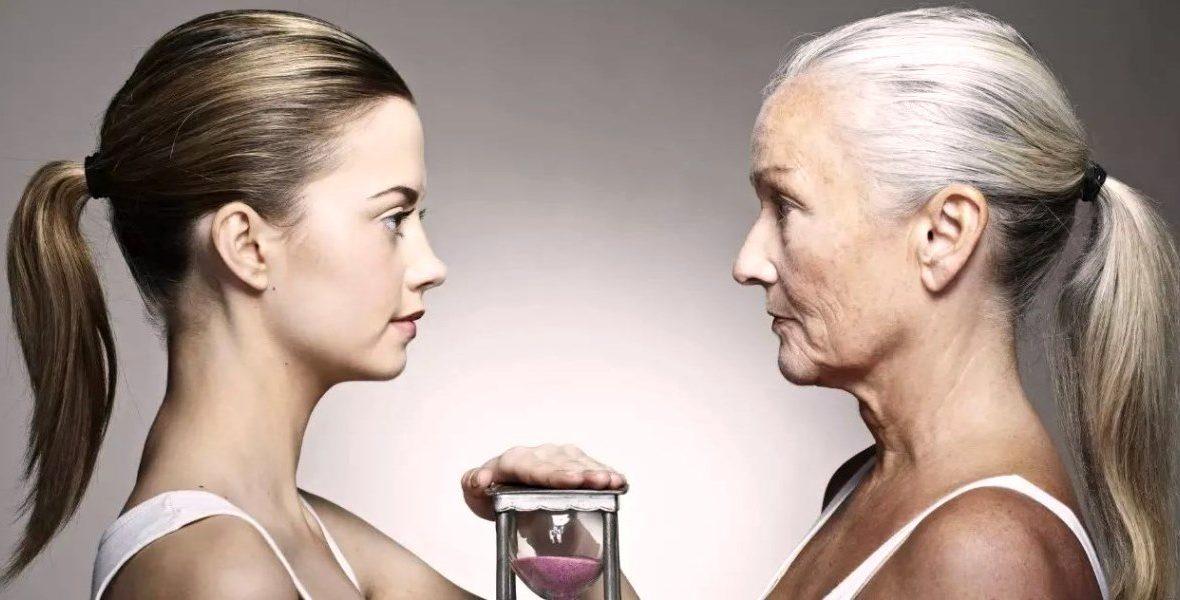 Старіння жінки