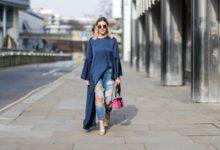 Сукня із штанами: як носити правильно (40 фото)