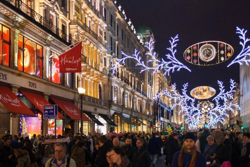 Різдво в Англії