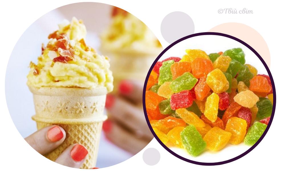 рецепти морозива