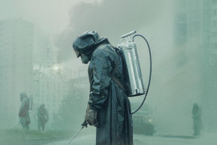 ліквідатор аварії на ЧАЕС, Чорнобиль