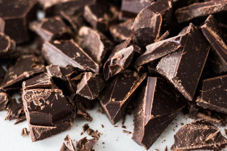 чорний шоколад