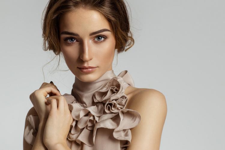 психологія моди, дівчина, сукня