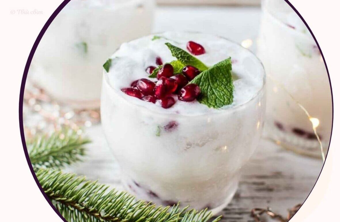 новорічні коктейлі