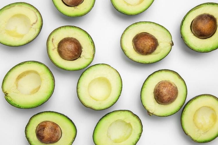 антистресові продукти, авокадо