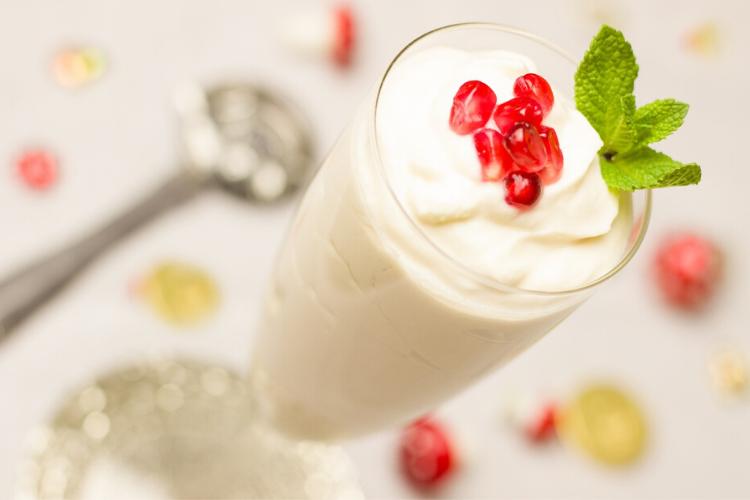 антистресові продукти, йогурт