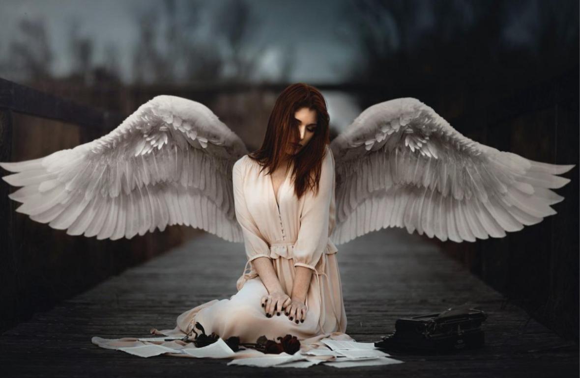 ангел, чому не можна ображатися