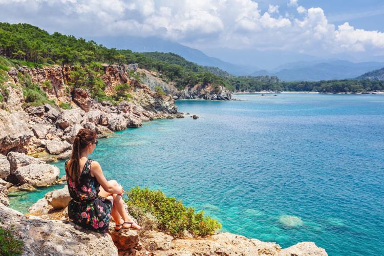 Чорне море, Найкрасивіші моря світу