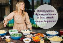 Взаємозамінні продукти в рецептах: чим можна замінити відсутні інгредієнти