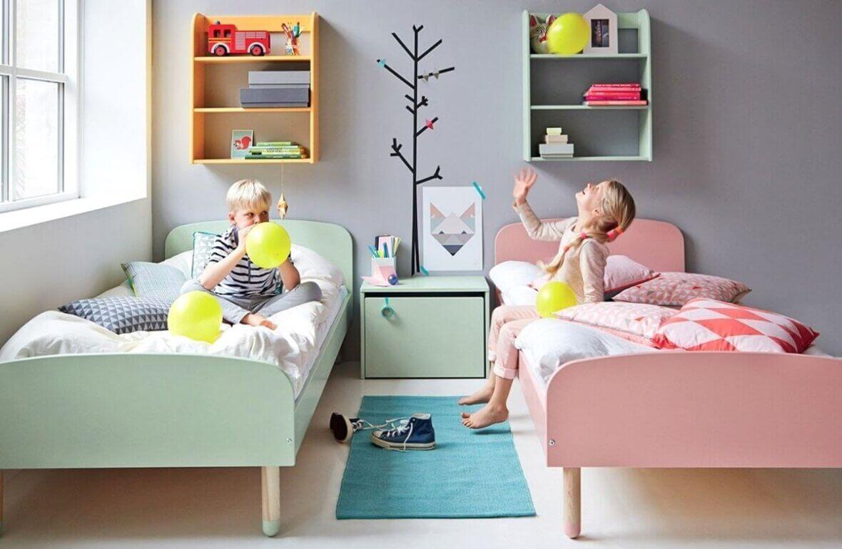 як облаштувати дитячу кімнату