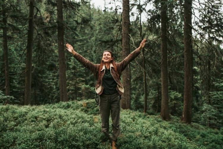 дівчина, ліс, сісу