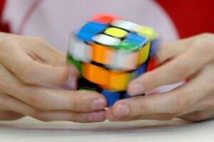 як зібрати кубик Рубіка