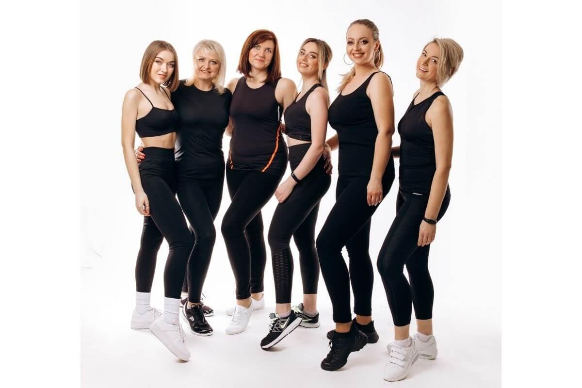 учасниці марафону схуднення