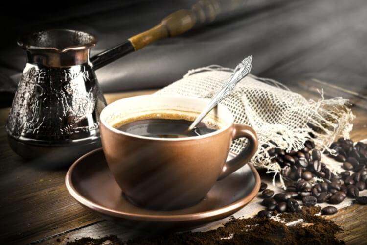 кава, турка