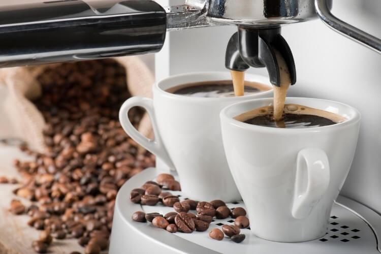 кава, кавоварка