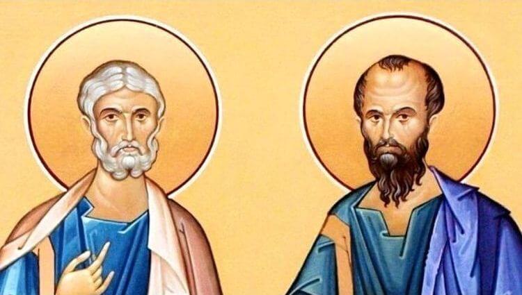 Петро і Павло Горобинники