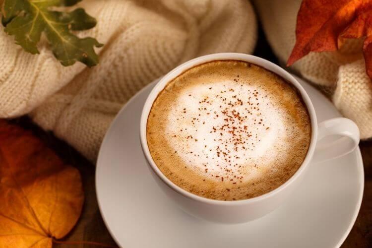 вірші про каву і осінь