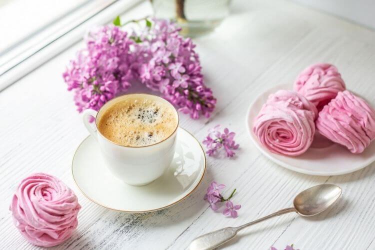 кава, вірші