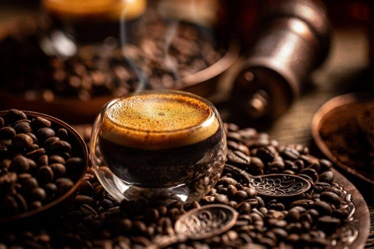кава, поезія про каву